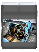 Bugatti Driver Side 1925 Duvet Cover