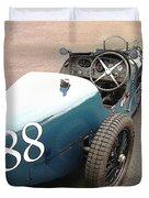 Bugatti Type 35 # 88 Duvet Cover