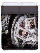 Bugatti Veyron Legend Wheel -0532ac Duvet Cover