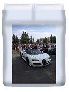 Bugatti Veyron Duvet Cover