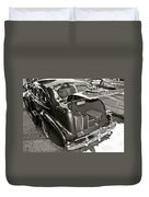 Buick Road Trip Duvet Cover