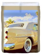 Buick Super Duvet Cover