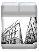 Building Barcelona Duvet Cover