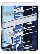 Building Reflection True Color Duvet Cover