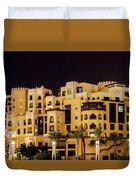 Dubai Architecture  Duvet Cover
