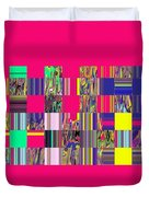 Bulbs 99-6 Duvet Cover