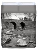 Bull Run Bridge Duvet Cover