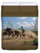 Bullrace  Duvet Cover