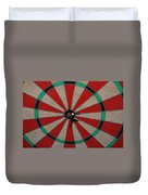 Bulls Eye Duvet Cover