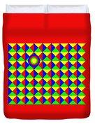 Bullseye Duvet Cover