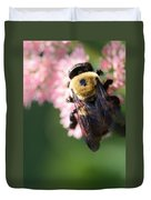 Bumble From Above Duvet Cover