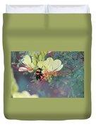 Bumblebee Before Dawn 2 Duvet Cover