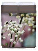 Bumblebee Gang Duvet Cover