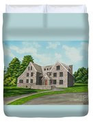 Bunch House Duvet Cover