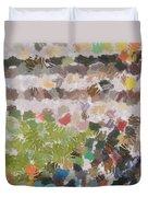 Bunch Of Flowers Duvet Cover