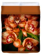 Bunches Of Flowers I Duvet Cover