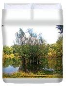 Bundek Park Zagreb #3 Duvet Cover