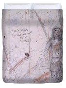 Bunker Graffiti Duvet Cover