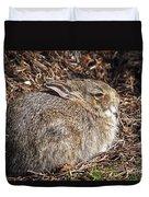 Bunny Siesta Duvet Cover