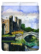 Bunratty Castle Duvet Cover