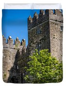 Bunratty Castle Duvet Cover