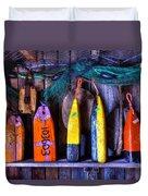 Buoys For Sale  Duvet Cover