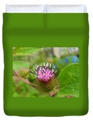 Burdock Duvet Cover