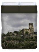 Burg Gutenfels 03 Duvet Cover