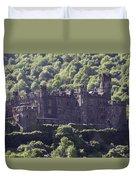 Burg Reichenstein 04 Duvet Cover