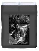 Burgess Lower Falls 2 Duvet Cover