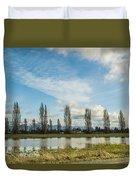 Burlington Fields  Duvet Cover