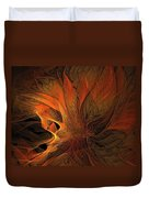 Burn Duvet Cover