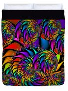 Burning Embers Duvet Cover