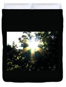 Burst Of Sunlight Duvet Cover
