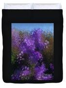 Bursting Blooms Duvet Cover