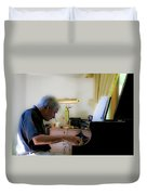Burton Greene 1 Duvet Cover