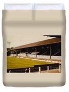 Bury - Gigg Lane - North Stand 1 - 1969 Duvet Cover