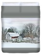 Bush Barn Duvet Cover