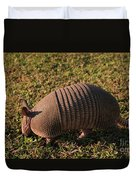 Busy Armadillo Duvet Cover