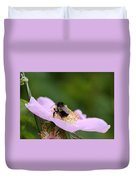 Busy Bumble Duvet Cover