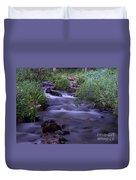 Butler Gulch Water Duvet Cover