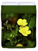 Buttercup Duvet Cover