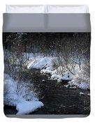 Butterfield Brook Duvet Cover