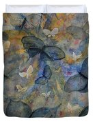Butterflies And Fairies Duvet Cover