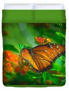 Butterfly 30 Duvet Cover