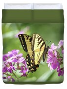 Butterfly #9 Duvet Cover