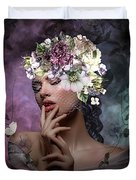 Butterfly Beauty 02 Duvet Cover