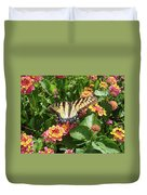 Butterfly Blend Duvet Cover