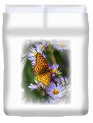Butterfly Bliss Duvet Cover