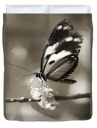Butterfly Close-up Duvet Cover